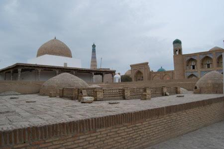 Imagini Uzbekistan: Peisaj citadin