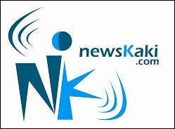 newskaki logo baru