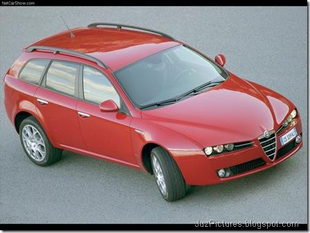 Alfa Romeo 159 Sportwagon 13