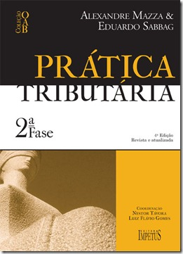 Capa - Coleção OAB - DIREITO TRIBUTÁRIO.indd