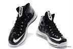 lbj10 fake colorway black white 1 04 Fake LeBron X