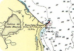 cabo blanco map