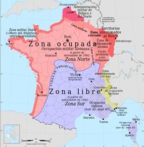 Mapa de França 2
