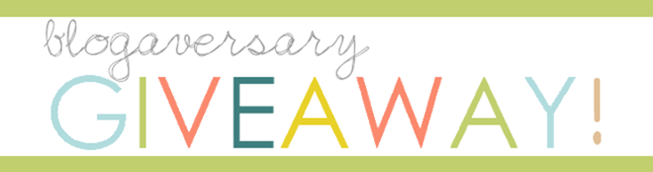 Blogaversary Giveaway! | allonsykimberly.com