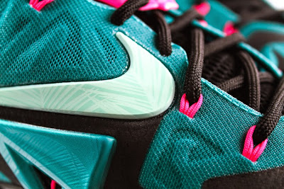 nike lebron 11 gr south beach 5 01 Release Reminder: Nike LeBron 11 South Beach