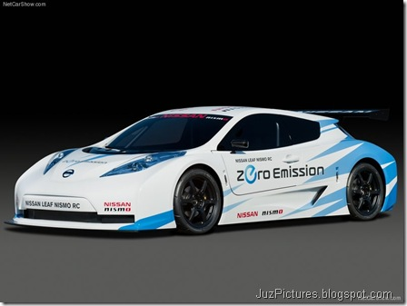Nissan Leaf Nismo RC Concept7
