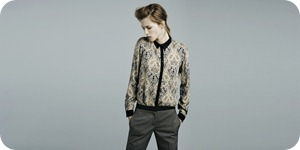 Zara Lookbook Woman November 3