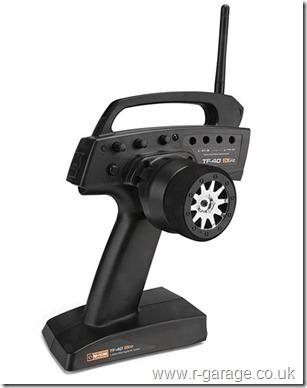 hpi tf40 radio