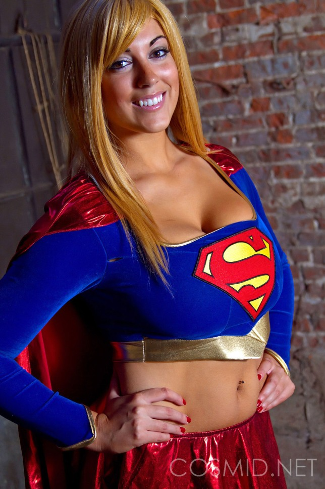 Fotos hot de Superchicas