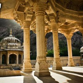 India shining by Sujata Setia - Buildings & Architecture Public & Historical