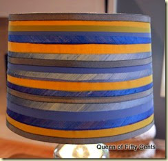 Lampshade by the Ribbon Jar