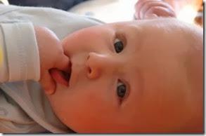 estimulacion visual del bebe