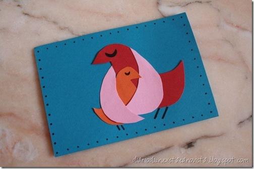 Mumday card