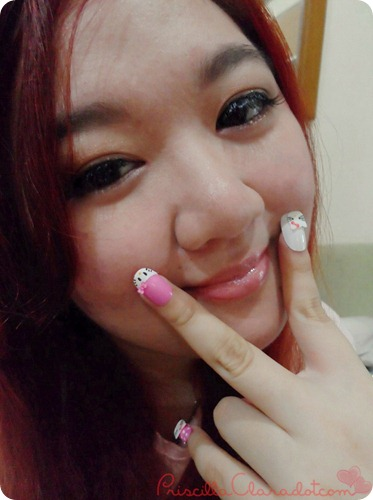 Priscilla review Felize nail art 1_副本
