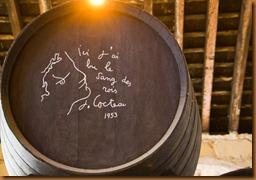 Jerez cocteau barrel