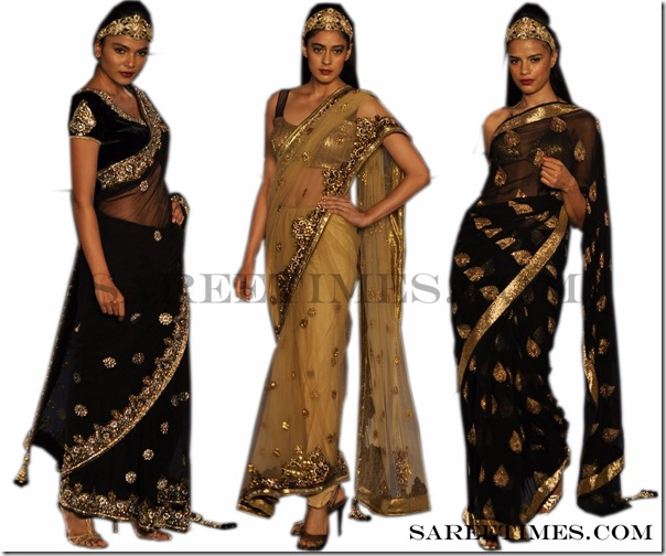Vikram_Phandis_Saree_Collections