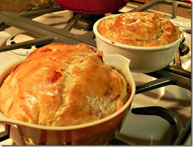 puff pot pie
