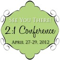 2 1 Conference Button