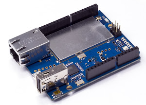 Arduino Y&uacute;n