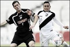 Danubio vs Wanderers