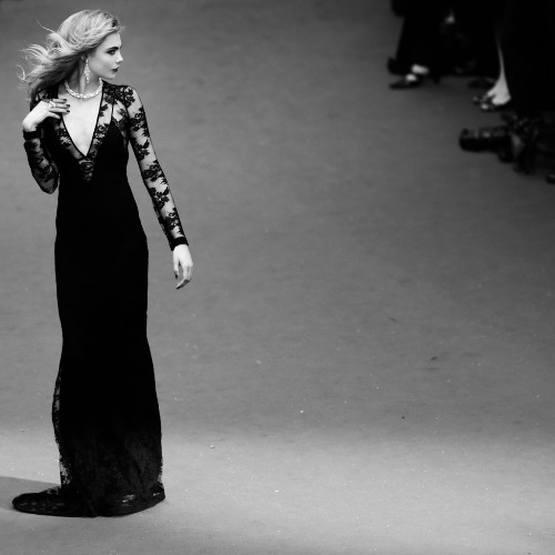 Cara Delevingne Alternative View Cannes Film