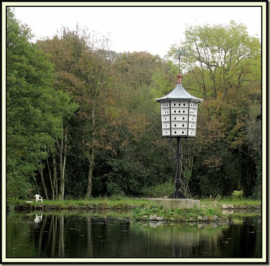 A dovecote near Strines