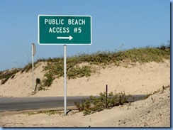6662 Texas, South Padre Island - Beach Access #5 Edwin King Atwood Park