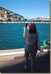taking a picture of Kusadasi (Small)