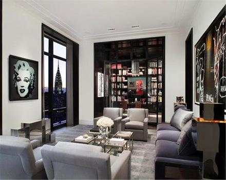 decoracion-muebles-penthouse-de-lujo-Trump-World-Tower
