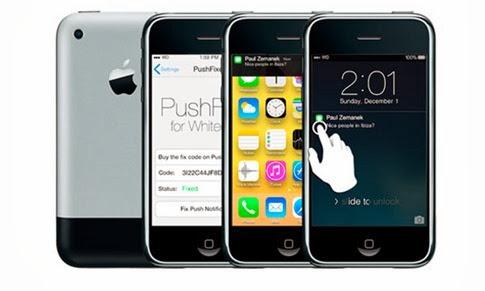 Cómo instalar iOS 7 en mi iPhone 3G con Whited00r 7