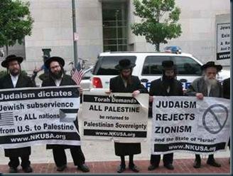 Judeus Anti-sionistas Neturei Karta