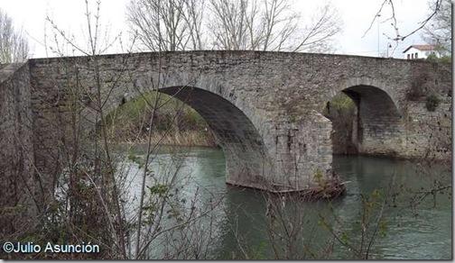 Puente de Miluce - Pamplona