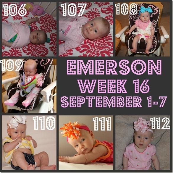 Emerson Week 16