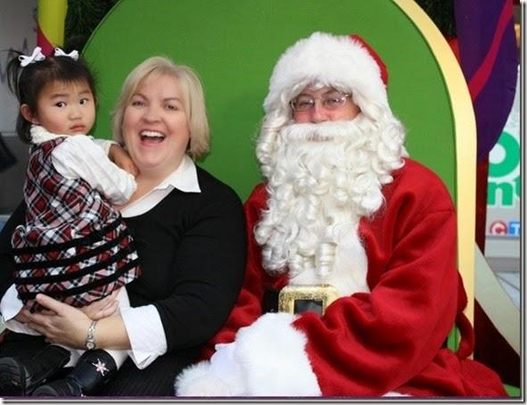Santa 2010 1yo