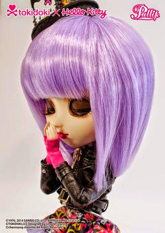 Pullip Violetta Tokidoki x Hello Kitty 08