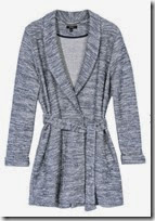 Baukjen Long Belted Knit Jacket