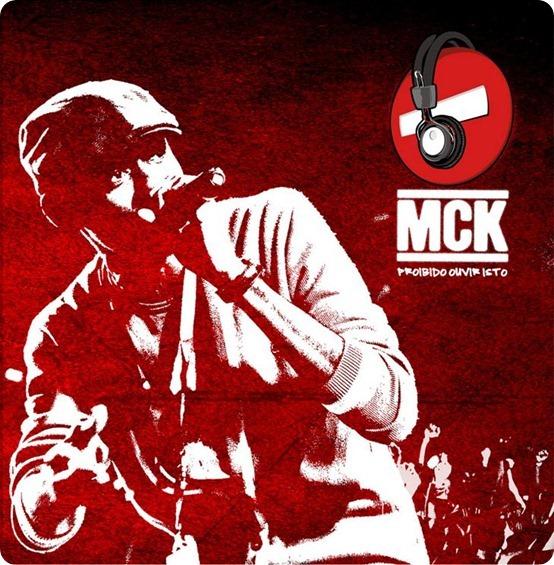 Mc K - Proibido Ouvir Isso (Capa)