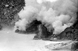 Gunung Gede crater (unknown photographer, 1947) Courtesy TropenMuseum Archives