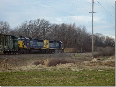 130 Mukwonago - Train