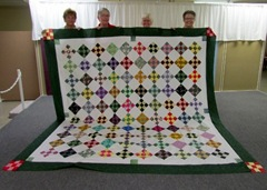 Raffle Quilt For Nest Year