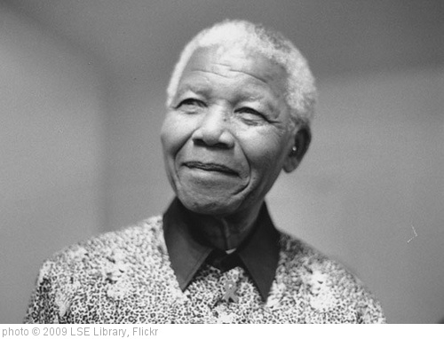 'Nelson Mandela, 2000' photo (c) 2009, LSE Library - license: http://www.flickr.com/commons/usage/