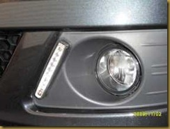 Dagrijlicht montage Dacia MCV 04