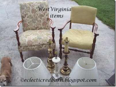 WV items