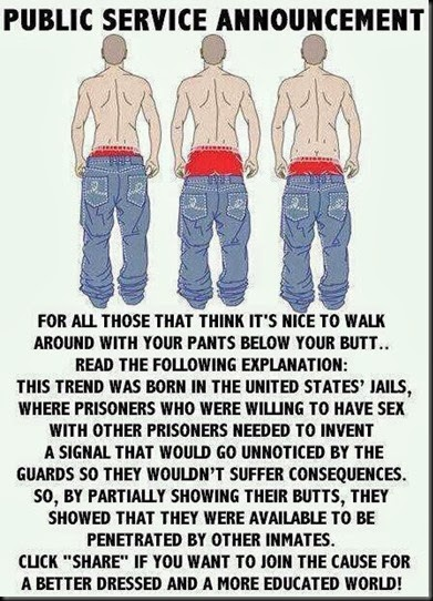 Saggy Pants