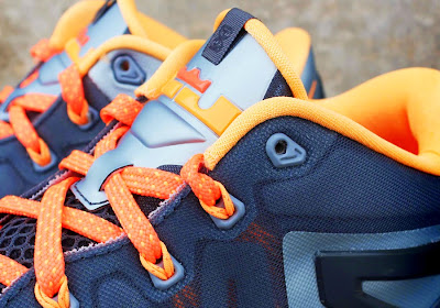 nike lebron 11 low gr grey orange lava 1 03 Brand New Nike LeBron 11 Low Lava Style Drops on Saturday
