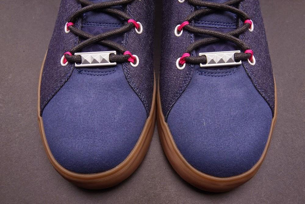huge selection of bbe6a 09303 Nike Sportswear8217s LeBron 12 NSW Lifestyle 8220Denim8221 ...