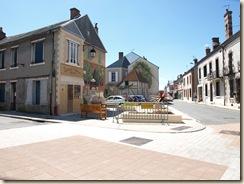 Argent-sur-Sauldre: trompe l'oeil