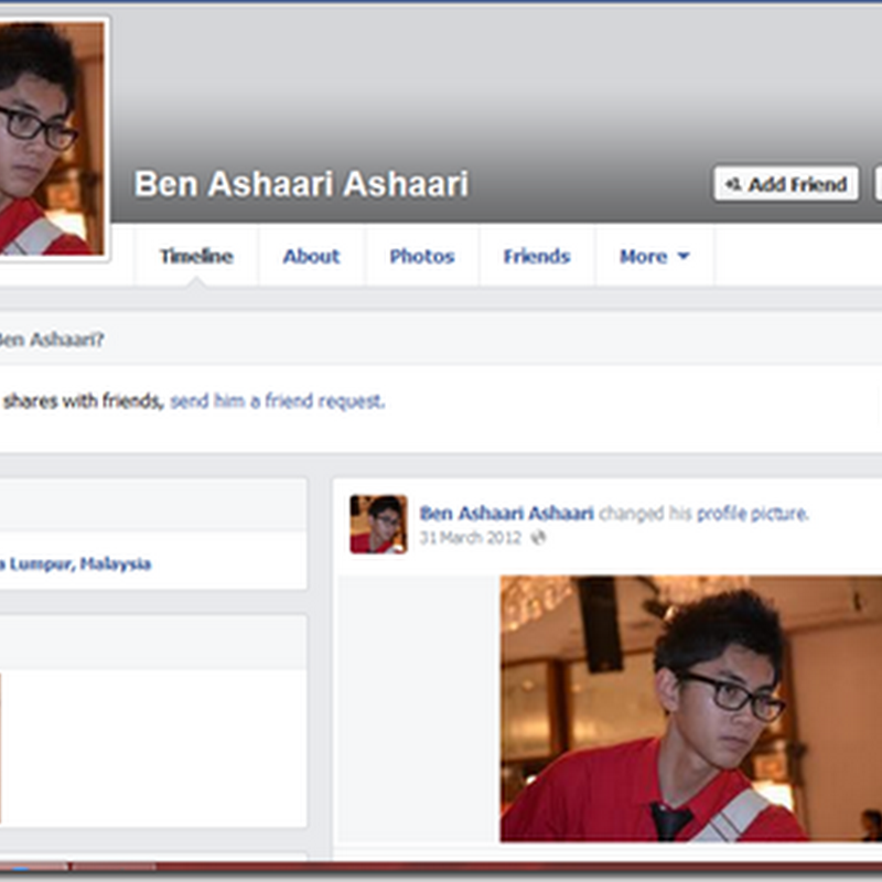 Kembar Ben Ashaari ?