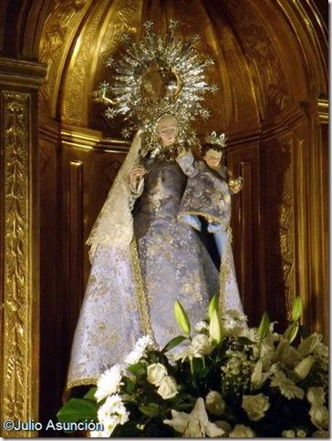 La Virgen de Nieva de Peralta - Navarra