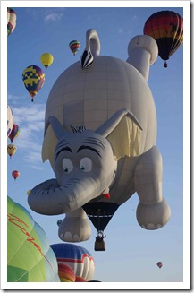 Horton Balloon